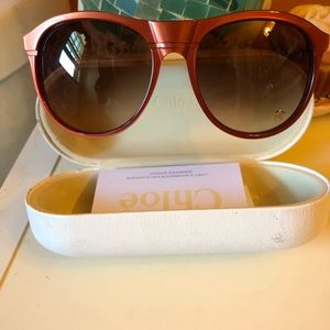 Chloe sun Glasses